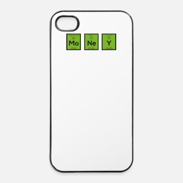 Element Geld als een scheikundig element grappige S3z08 - iPhone 4/4s hard case