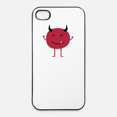 Sfacciato Sweet diablillo - Custodia rigida per iPhone 4/4s