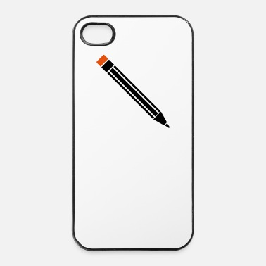 Pen Potlood - iPhone 4/4s hard case