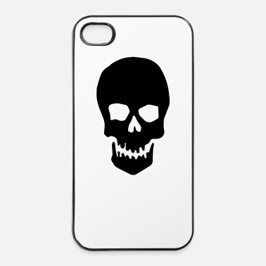 Skull Skull - Coque rigide iPhone 4/4s