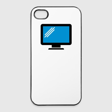 Computer Computer - iPhone 4/4s Hard Case