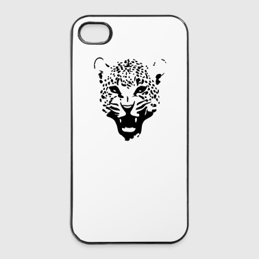 Leopardo - Custodia rigida per iPhone 4/4s