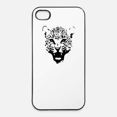 Leopardo Leopardo - Custodia rigida per iPhone 4/4s