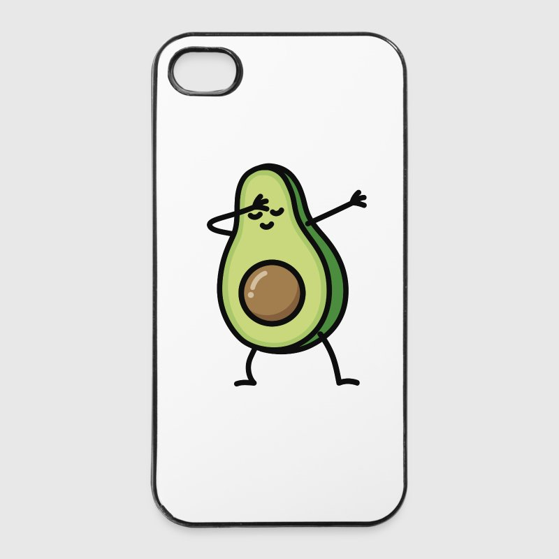 Avocado dab dabbing - iPhone 4/4s kovakotelo