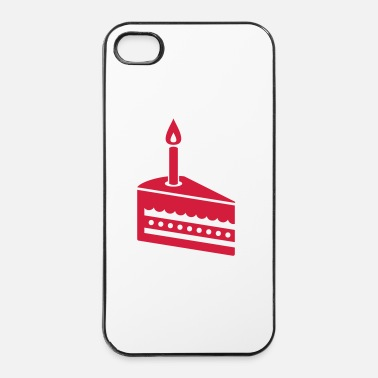 Taart Gebakje - iPhone 4/4s hard case