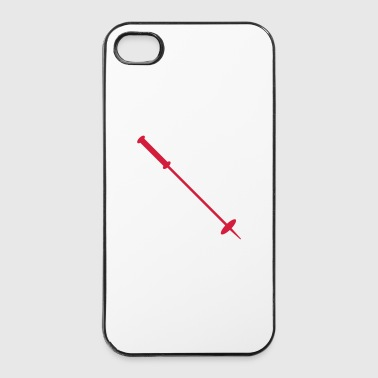 Racchetta - Custodia rigida per iPhone 4/4s