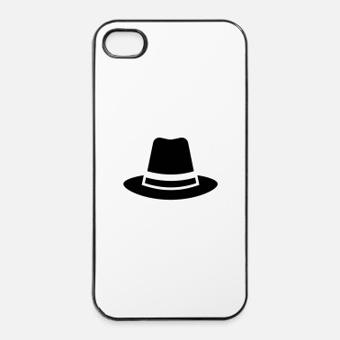Cowboy Hoed - iPhone 4/4s hard case