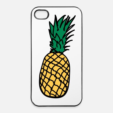 Nass Ananas  - iPhone 4 & 4s Hülle