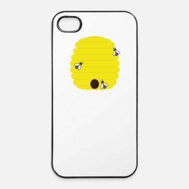 Schepsel Bijenkorf  - iPhone 4/4s hard case