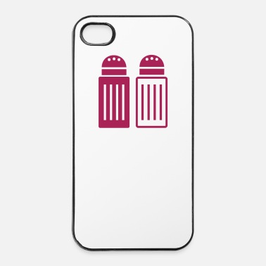 Plus Salt plus pepper - iPhone 4 & 4s Case