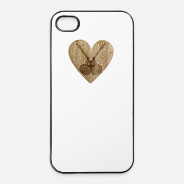 Job Amour - guitare - Coque rigide iPhone 4/4s