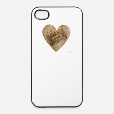 Mc Love -Kompaktkassette - iPhone 4/4s hard case