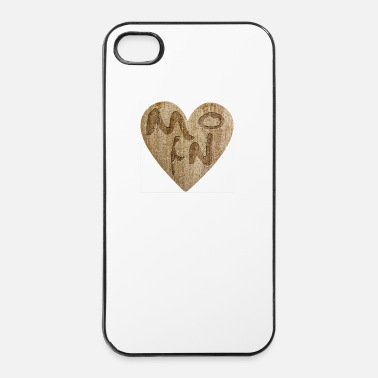 Noordzee Love - Moin - iPhone 4/4s hard case