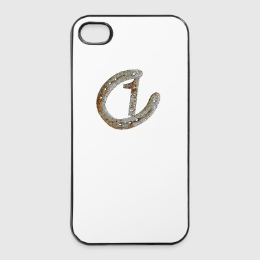 Horseshoe - 1 year - iPhone 4/4s Hard Case