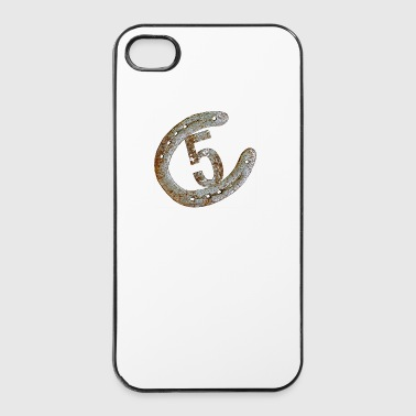 Horseshoe - 5 years - iPhone 4/4s Hard Case