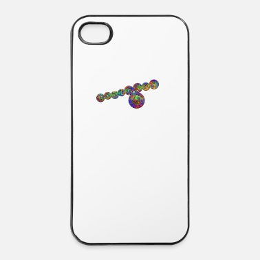 Grijs Birthday - 5 - iPhone 4/4s hard case