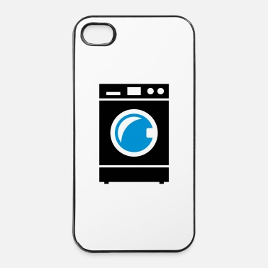 Schoon Wasmachine - iPhone 4/4s hard case