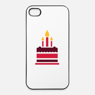 Taart Taart - iPhone 4/4s hard case
