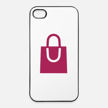 Shopping Cabas - Coque rigide iPhone 4/4s