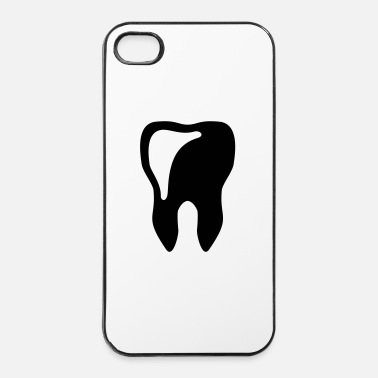 Dent Dent - Coque rigide iPhone 4/4s