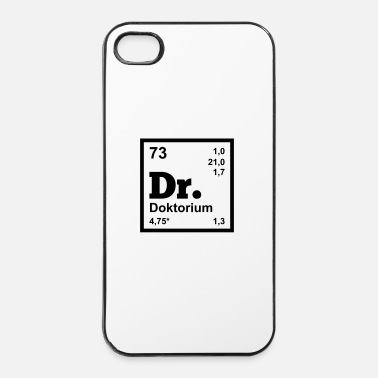 Periodic Table Doctor - iPhone 4 & 4s Case