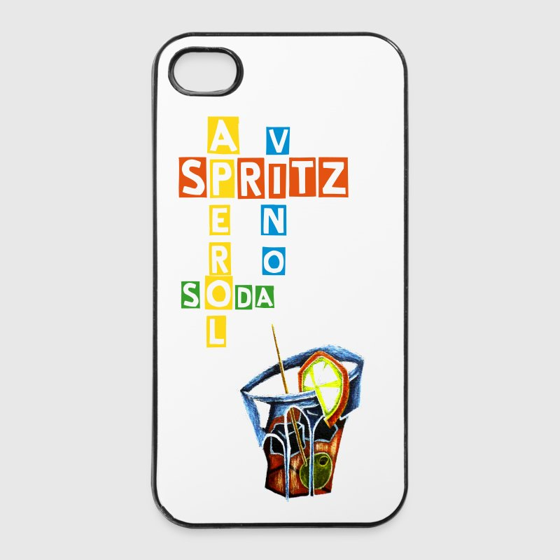 Spritz Aperol Party Venezia Italia - iPhone 4/4s Hard Case