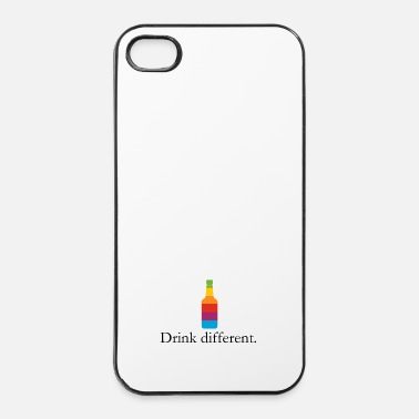 Premier Drink different. - Coque rigide iPhone 4/4s