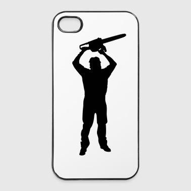 Chainsaw Killer - Horror / Splatter  - iPhone 4/4s Hard Case