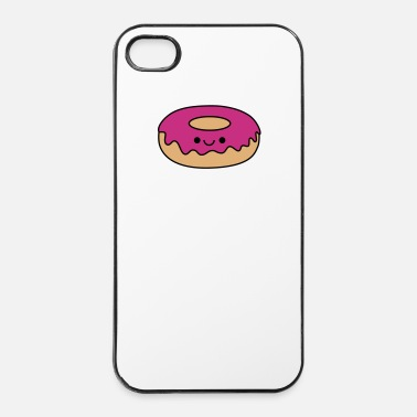 Cupcake Sweet Donut / Ciambella - Custodia rigida per iPhone 4/4s