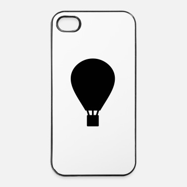 Ballon Heteluchtballon - iPhone 4/4s hard case