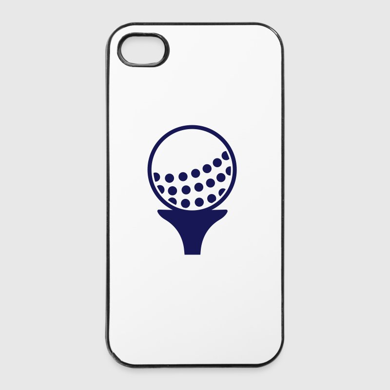 Golfball - iPhone 4/4s Hard Case
