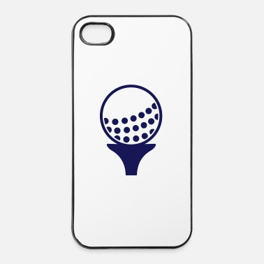 Golf Golf pallo - iPhone 4/4s kovakotelo