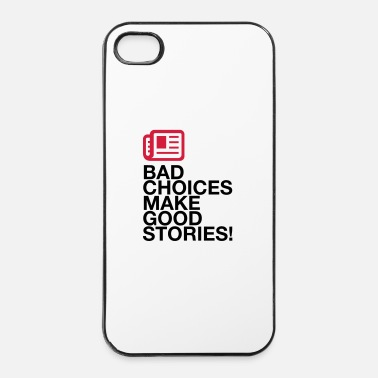 Medieval Bad decisions make great stories - iPhone 4 & 4s Case