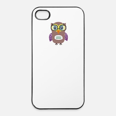 Nerd Nerd UIL - iPhone 4/4s hard case