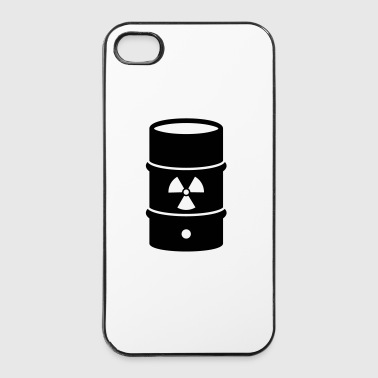 Le scorie nucleari - Custodia rigida per iPhone 4/4s