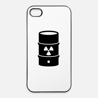 Nucleaire Kernafval - iPhone 4/4s hard case