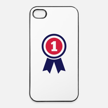 Winnaar Winnaar embleem - iPhone 4/4s hard case