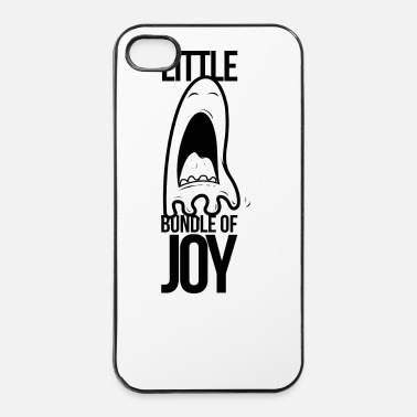 Dochter Little bundle of joy - iPhone 4/4s hard case