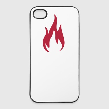 Feuer Feuerwehr Fire 1c - iPhone 4/4s Hard Case