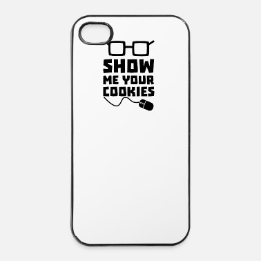 Tecnologia Mostrami i cookie Sx363 - Custodia rigida per iPhone 4/4s
