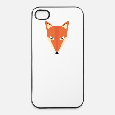 Peuter Zoete Fox - iPhone 4/4s hard case