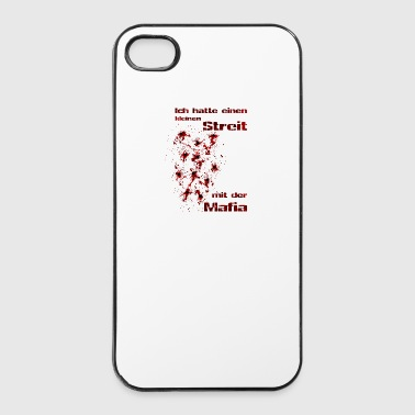 Streit mit der Mafia - iPhone 4/4s Hard Case