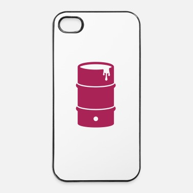 Nucleaire Vat - iPhone 4/4s hard case