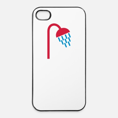 Jeter Douche - Coque rigide iPhone 4/4s