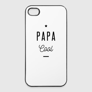 Papa PAPA COOL - Coque rigide iPhone 4/4s