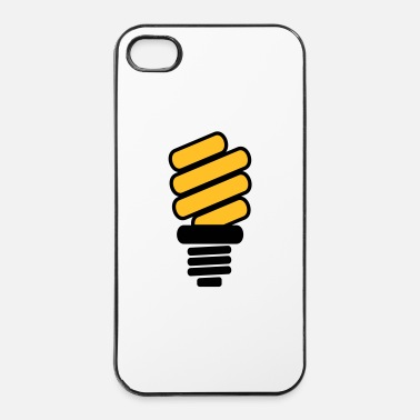 Pollution Light bulb - iPhone 4 & 4s Case