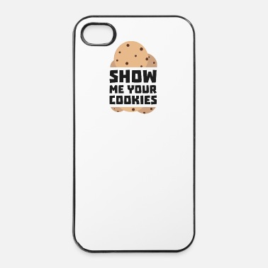 Ensemble L Montrez-moi vos cookies Snwm6 - Coque rigide iPhone 4/4s