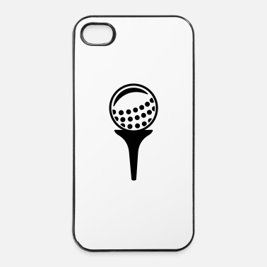 Balle balle de golf - Coque rigide iPhone 4/4s