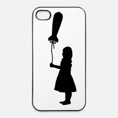 Nucléaire Bomb Child - Coque rigide iPhone 4/4s