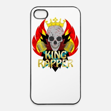 Chant King Rapper - Coque rigide iPhone 4/4s